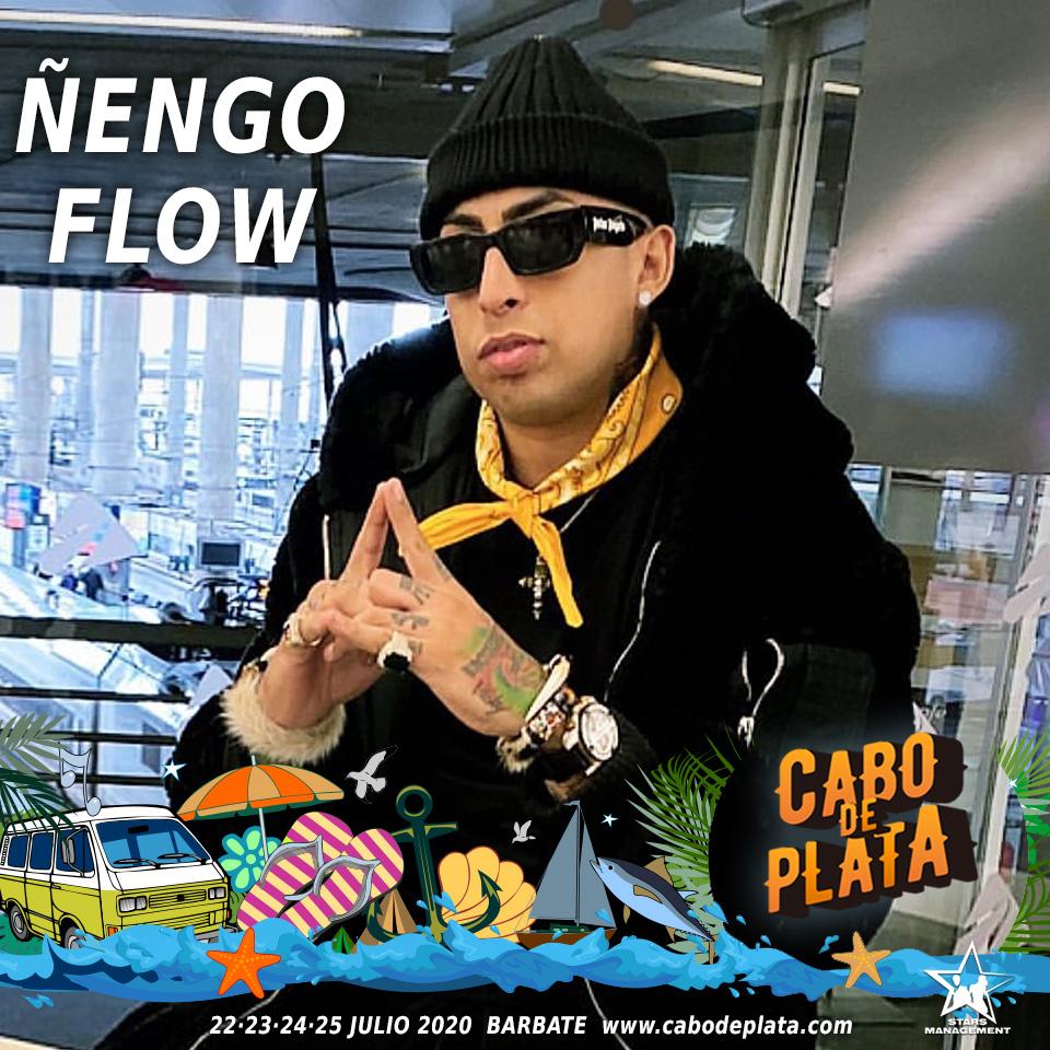 Ñengo Flow, confirmación sorpresa en Cabo de Plata